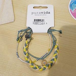 Pura Vida monthly club bracelets
